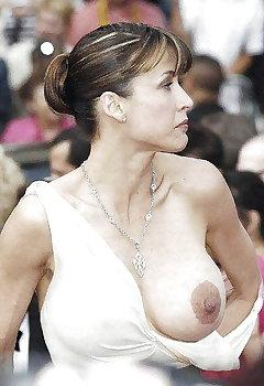 Celebrity Downblouse Pics