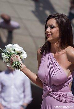 Wedding Downblouse Pics